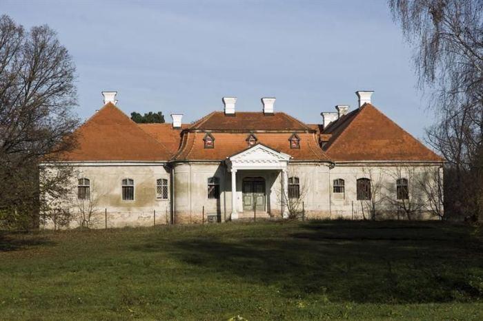 château de Zseliz