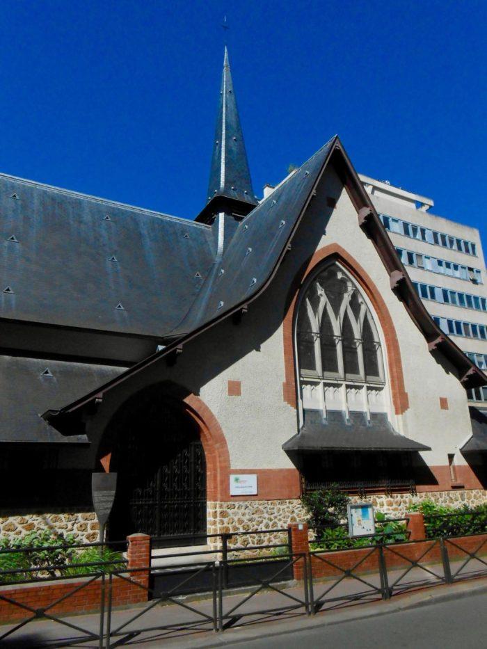 Culte Découverte au Temple Protestant de LevalloisClichy