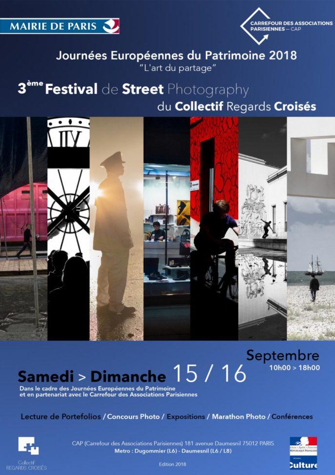 Lectures 3ème Festival de Street Photography Regard croisé sur les JO 2024