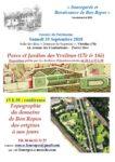 Expositions Parc et jardins des Yvelines aux XVIIe et XVIIIe siècles