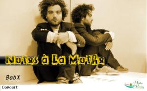 Festival Notes à La Mothe BabX