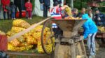 Fête du beurre Saint-Herbot Autour de l'église