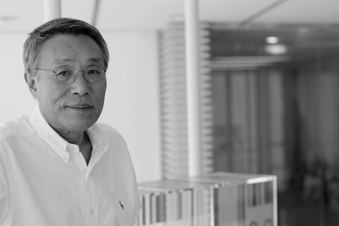 Prix Emile guimet 2018 Hwang Sok-yong