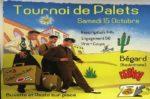 Tournoi de Palets Boulodrome