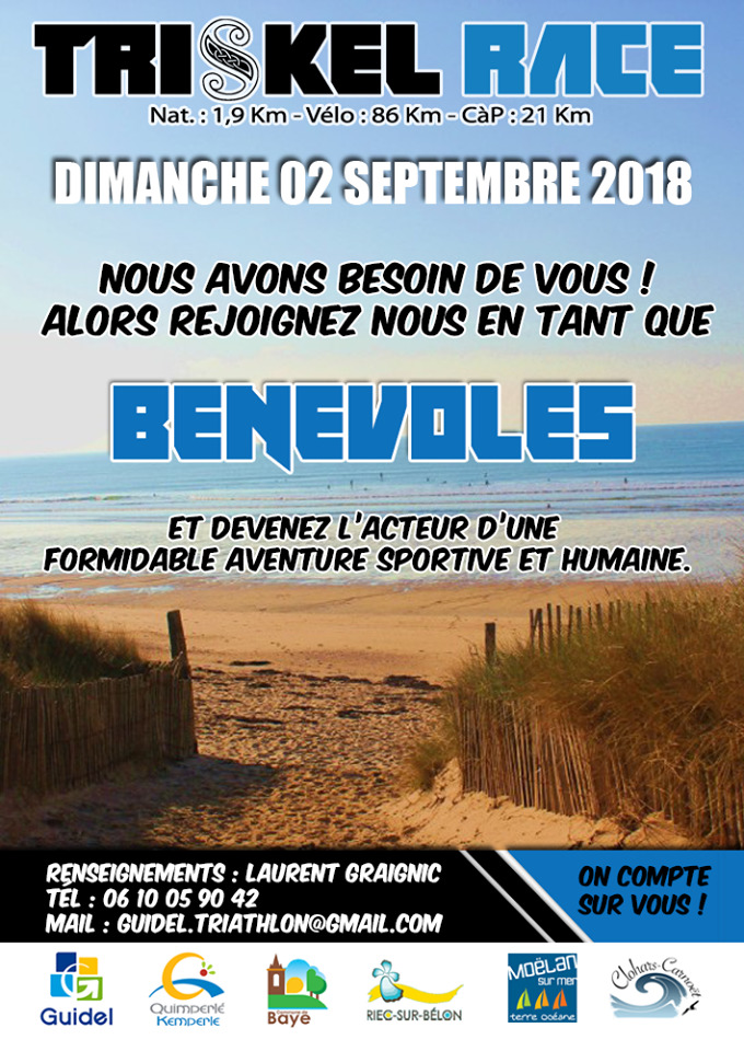 triathlon 2 septembre 2018