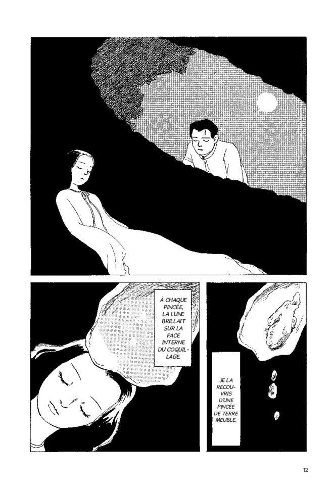 dix nuits dix reves manga éditions picquier