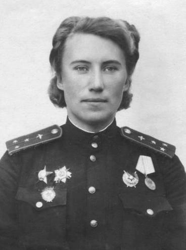 Natalia Fiodorovna Mekline