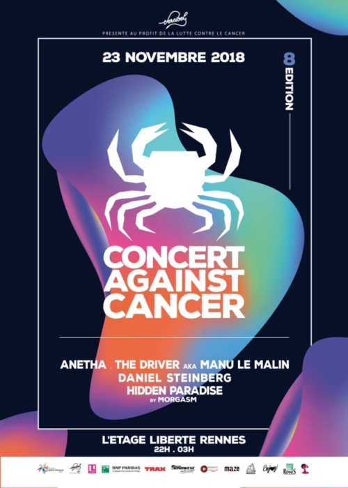 CONCERT AGAINST CANCER, DESCIBEL