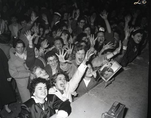 Elvis Presley années 50