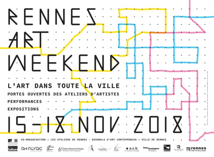 rennes art weekend