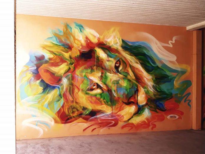 sêma lao street art rennes