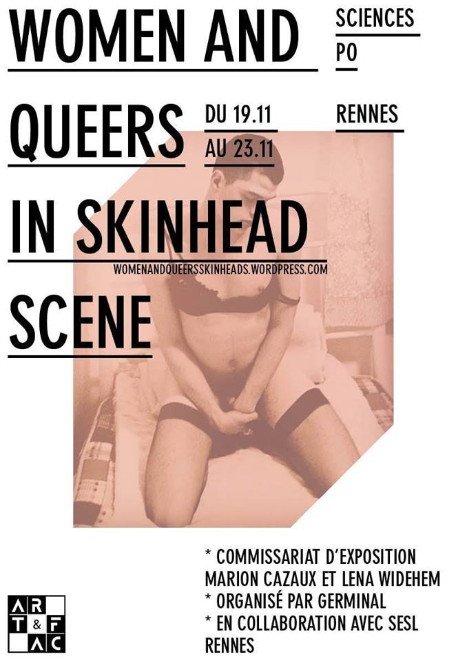 exposition Women and queer in skinhead scene
