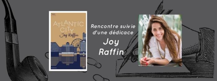 joy raffin