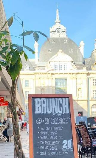 BRUNCH BAREXPO RENNES