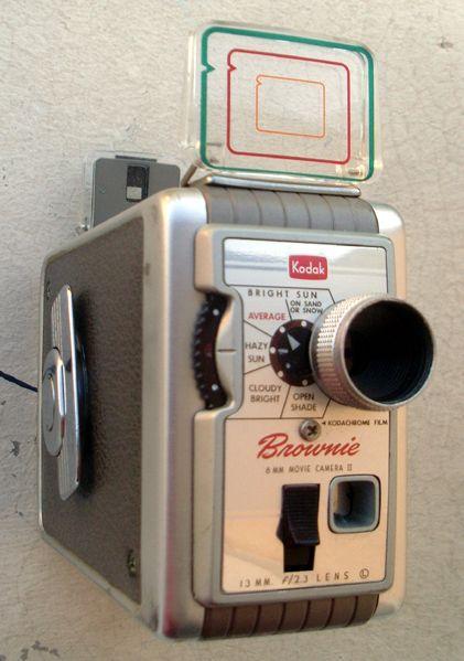 caméra kodak