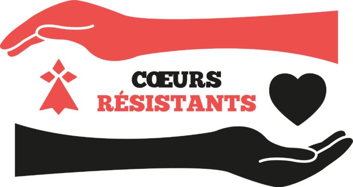 coeurs resistant logo