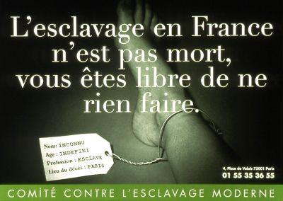 esclavage moderne france