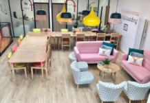 espace coworking rennes