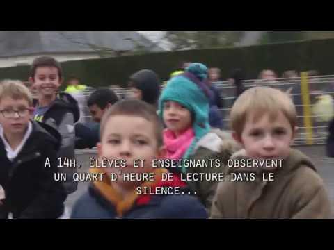SILENCE ON LIT ! UN QUART D'HEURE DE LECTURE COLLECTIVE