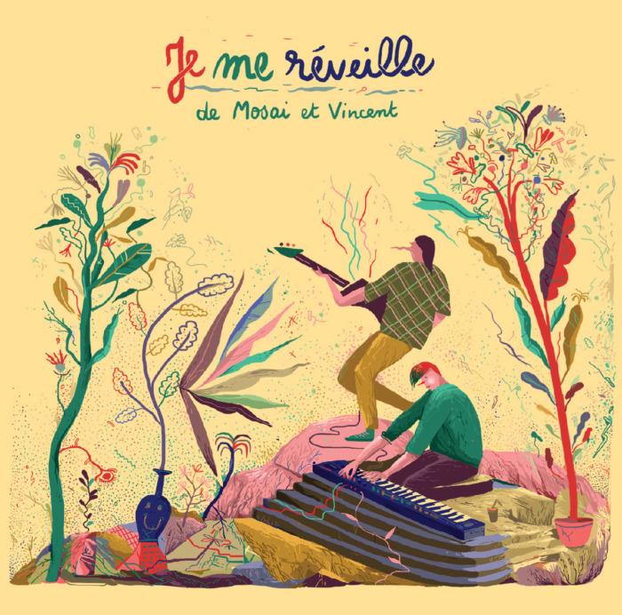 Mosai et Vincent