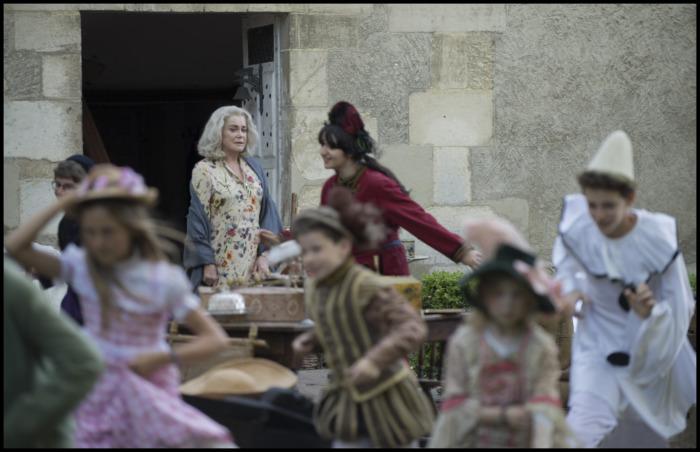 La dernière folie de Claire Darling Julie Bertuccelli Catherine Deneuve Chiara Mastroianni
