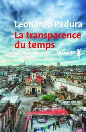 transparence du temps rentrée littéraire