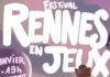 FESTIVAL RENNES EN JEUX