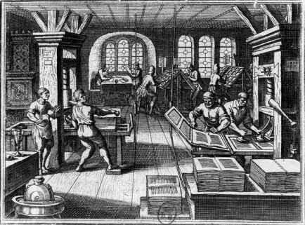 imprimerie 1492