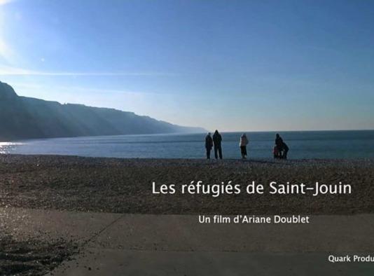 les réfugiés de saint jouin