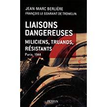 Jean-Marc Berlière histoire de l'occupation