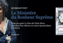 ARHUNDATI ROY PRIX BROOKER