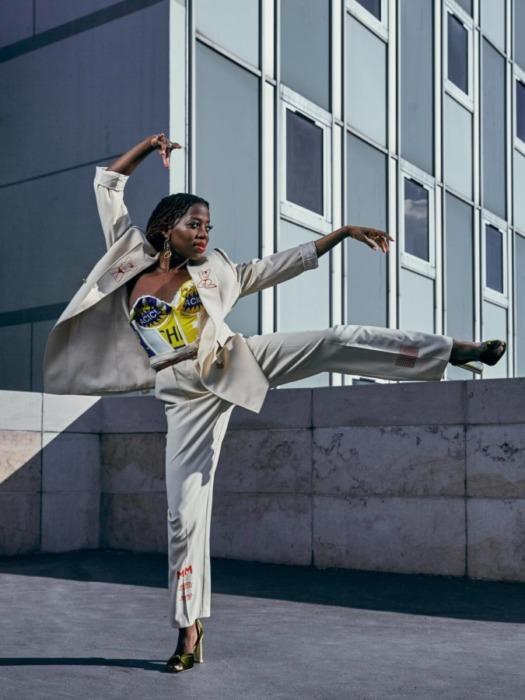 Josepha Madoki Ma Dame Paris waacking