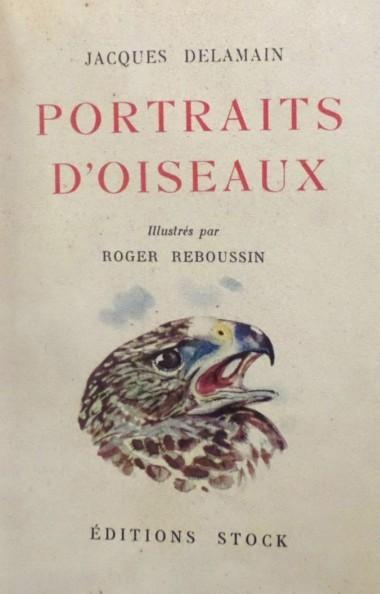 Delamain Portraits d'oiseaux