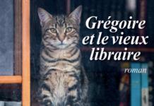 Grégoire et le vieux libraire Marc Roger