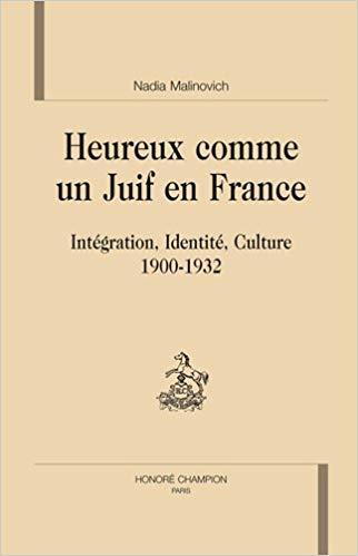 Heureux comme un Juif en France Idiss Robert Badinter