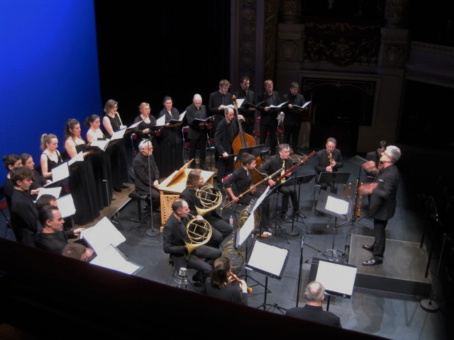 opéra rennes, mozart, messe en ut mineur, mélismes, a venti, gilles pungier