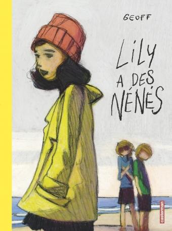 Lily a des nénés Geoff Casterman