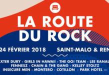 ROUTE DU ROCK HIVER 2018