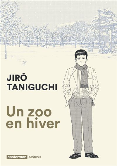 Un zoo en hiver Jiro Taniguchi Casterman