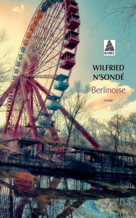 Berlinoise Wilfried N'Sondé