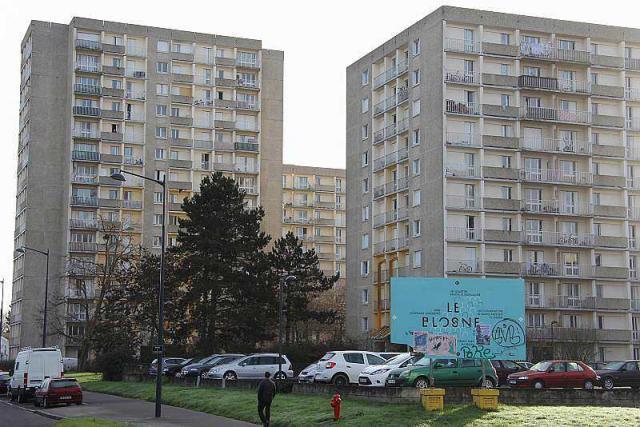 Blosne Rennes