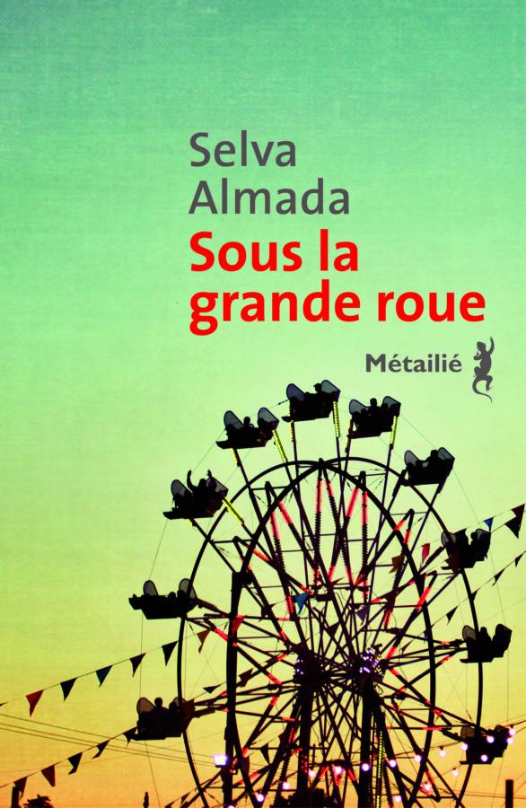 SELVA ALMADA ACTUS LITTERAIRES