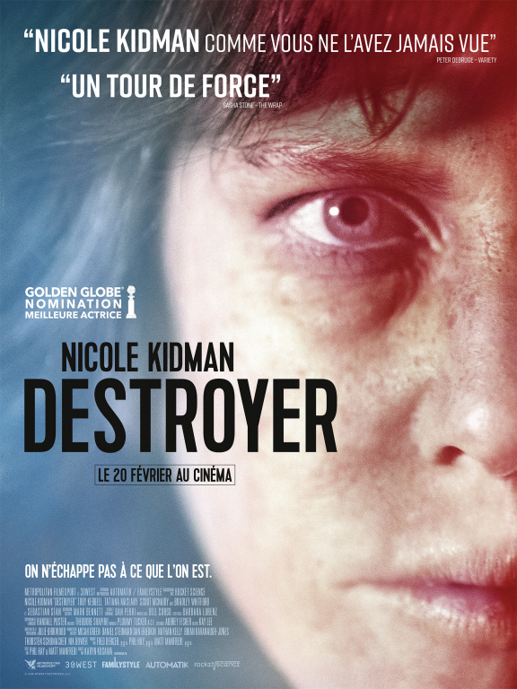 DESTROYER KIDMAN KUSAMA