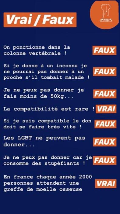 France Adot prévention réveille ta moelle