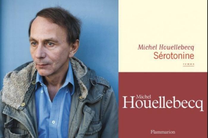 Houellebecq Sérotonine