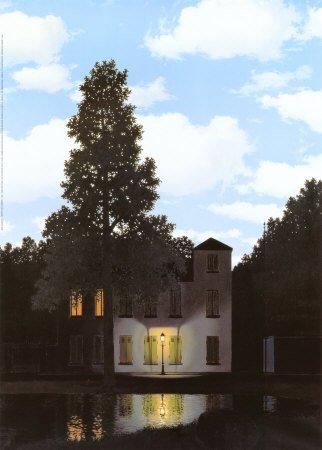 Magritte l'empire des lumières