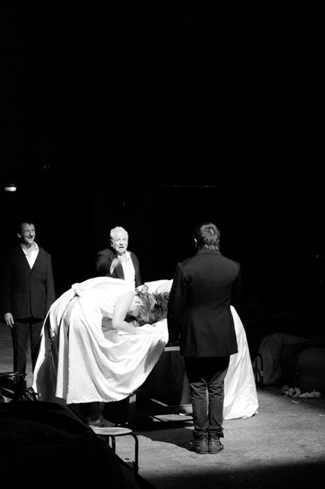 Nuit Unique, Théâtre de l'Unité Jacques Livchine