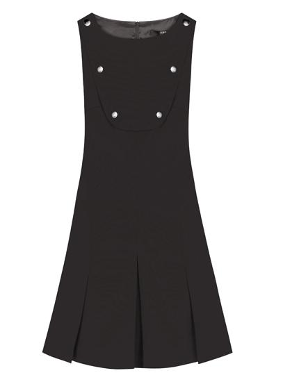Petite robe noire Karl Lagerfeld