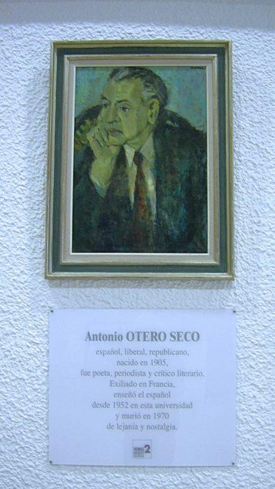 ANTONIO OTERO SECO