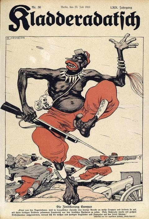 frère d'âme David Diop tirailleurs sénégalais